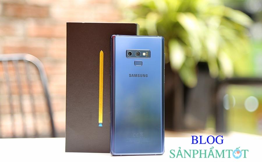 Điện thoại Galaxy Note 9